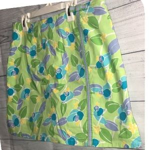 Lilly Pulitzer Skirts - 🦄Rare Vintage Lilly Pulitzer Toucan Skirt🦄